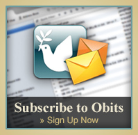 Subscribe to Obituaries